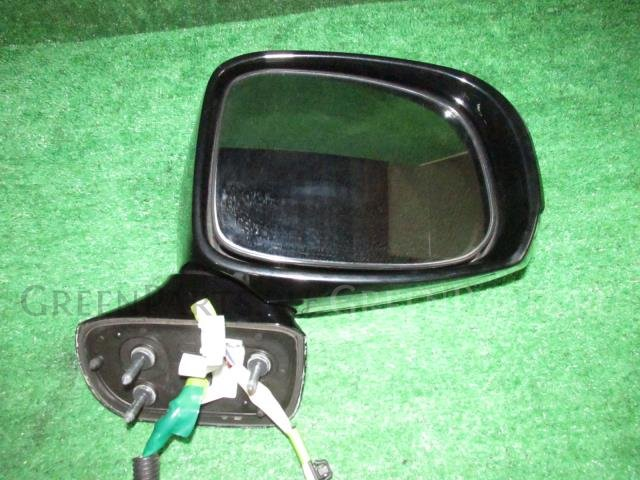 Зеркало двери боковой на Toyota Crown GWS204 2GR-FSE