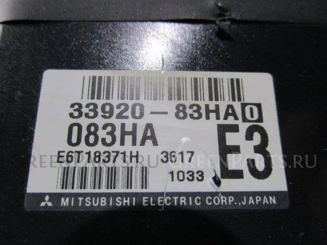 Блок efi на Suzuki Wagon R MC22S K6A