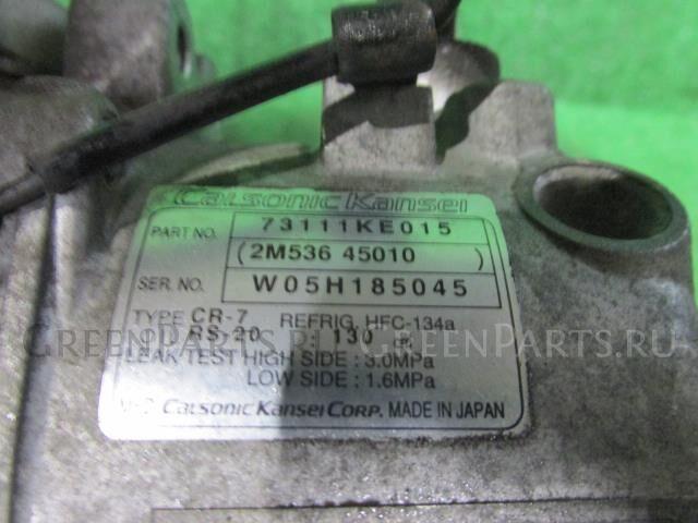 Компрессор кондиционера на Subaru Pleo RV1 EN07E