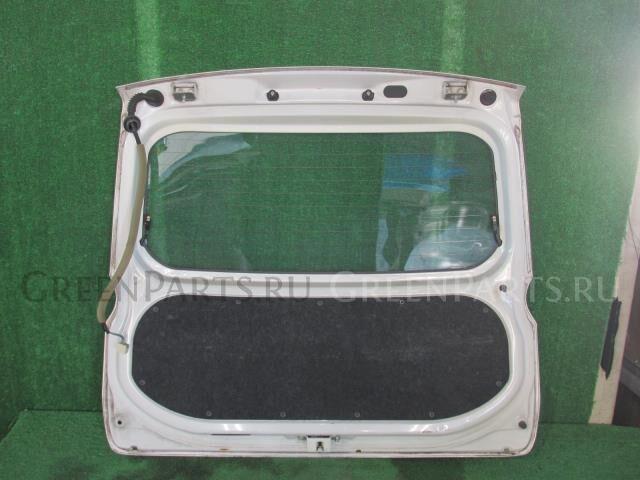 Дверь задняя на Suzuki Alto HA36V R06A