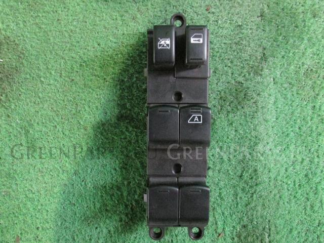 Блок упр-я стеклоподъемниками на Nissan Bluebird Sylphy KG11 MR20DE