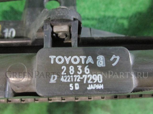 Радиатор двигателя на Toyota Voxy AZR60G 1AZ-FSE