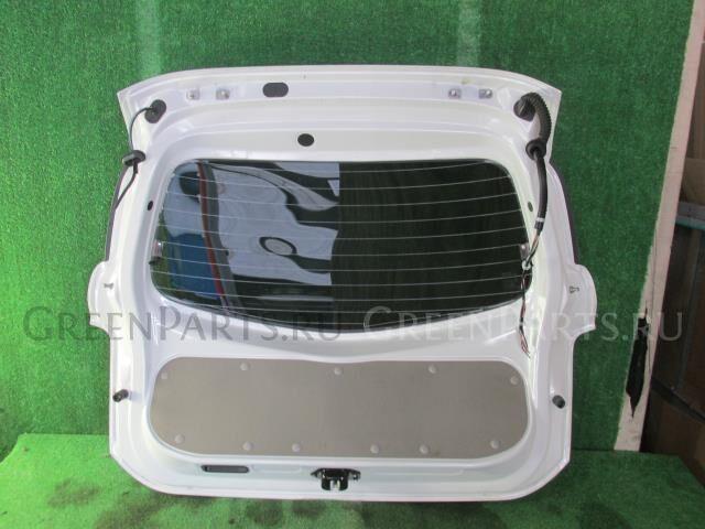 Дверь задняя на Nissan March K13 HR12DE