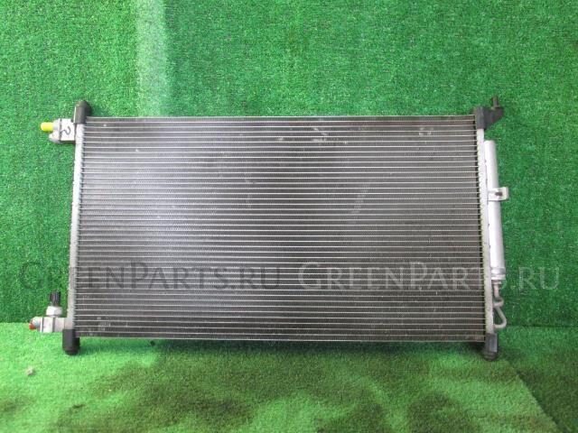 Радиатор кондиционера на Nissan March AK12 CR12DE