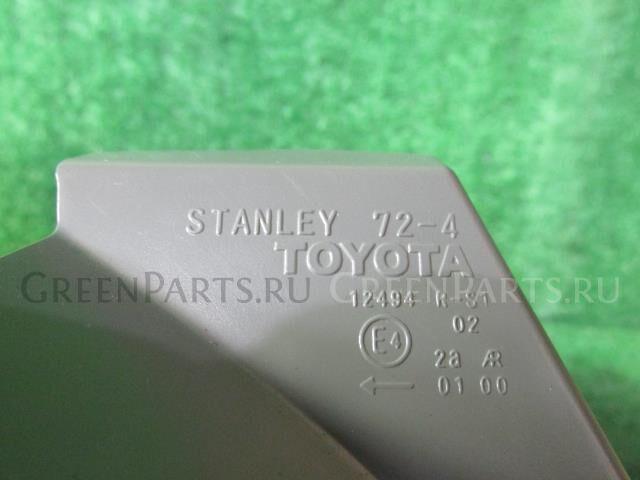 Стоп на Toyota MARK X GEO ANA10 2AZ-FE 72-4