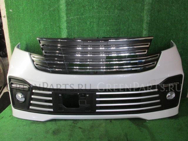 Бампер на Nissan DAYZ ROOX B21A 3B20