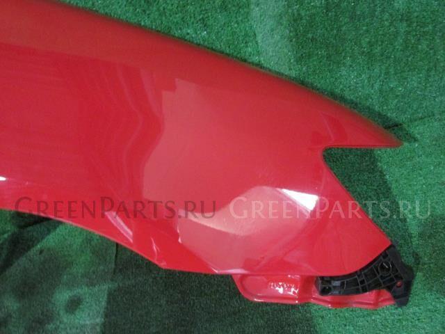 Крыло переднее на Toyota Corolla Fielder NZE121G 1NZ-FE