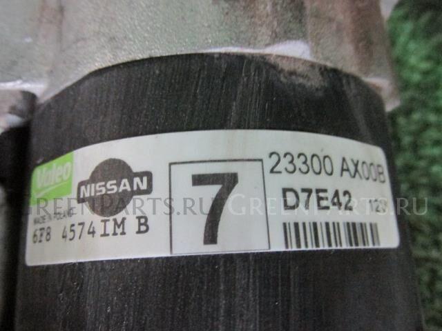 Стартер на Nissan Cube BZ11 CR14DE