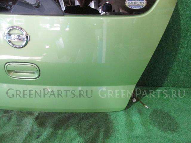 Дверь задняя на Nissan Moco MG21S K6A