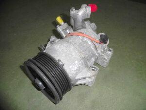 Компрессор кондиционера на Toyota Belta SCP92 2SZ-FE