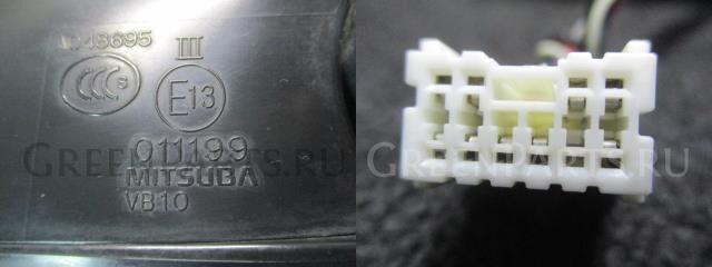 Зеркало двери боковой на Subaru Exiga YA5 EJ204