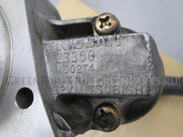 Стартер на Nissan Cube Z10 CG13DE