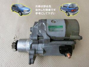 Стартер на Toyota Ipsum SXM10G 3S-FE