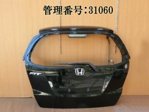 Дверь задняя на Honda Fit GE6 L13A