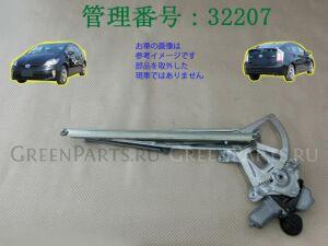 Стеклоподъемный механизм на Toyota Prius ZVW30 2ZR-FXE