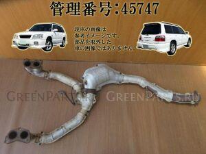 Глушитель на Subaru Forester SF5 EJ202