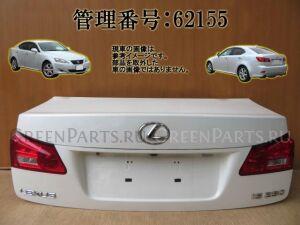 Крышка багажника на Toyota LEXUS IS GSE20 4GR-FSE