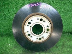 Тормозной диск на Toyota Altezza SXE10 3S-GE
