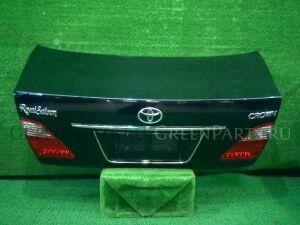 Крышка багажника на Toyota Crown GRS180 4GR-FSE