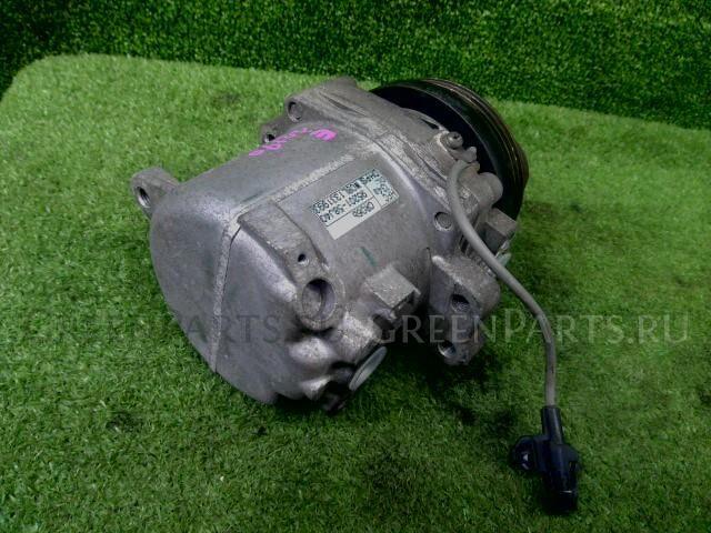 Компрессор кондиционера на Suzuki Wagon R MH23S K6A