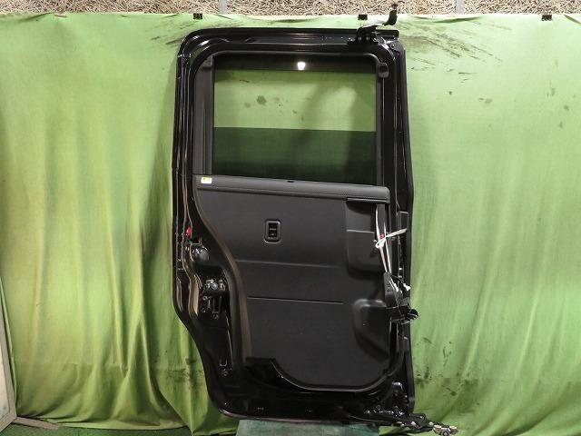 Дверь боковая на Subaru Justy M900F 1KR-FE