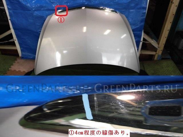 Капот на Honda Fit Aria GD6 L13A