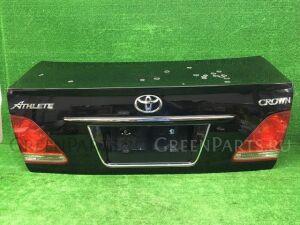 Крышка багажника на Toyota Crown GRS182 3GR-FSE