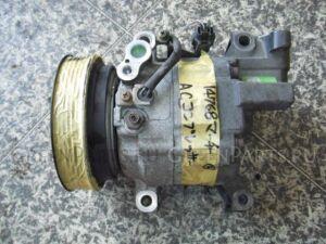Компрессор кондиционера на Nissan March K11 CG10DE