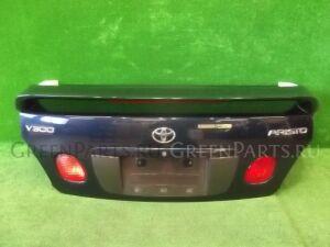 Крышка багажника на Toyota Aristo JZS161 2JZ-GTE