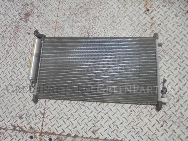 Радиатор кондиционера на Nissan Tiida Latio SC11 HR15DE