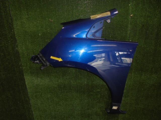 Крыло переднее на Honda Fit GE8 L15A