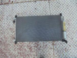Радиатор кондиционера на Nissan Tiida C11 HR15DE