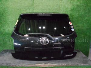 Дверь задняя на Toyota Auris NZE151H 1NZ-FE