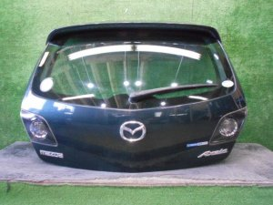 Дверь задняя на Mazda Axela BK3P L3-VE