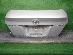 Крышка багажника на Toyota Mark X GRX120 4GR-FSE