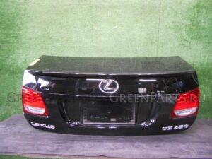 Крышка багажника на Toyota LEXUS GS UZS190 3UZ-FE