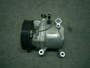 Компрессор кондиционера на Mazda FLAIR MJ34S R06A
