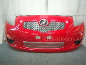 Бампер на Toyota Vitz KSP90 1KR-FE
