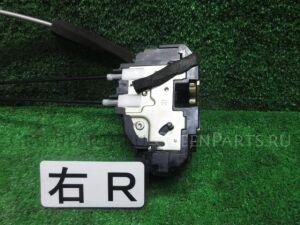 Замок двери на Nissan March AK12 CR12DE