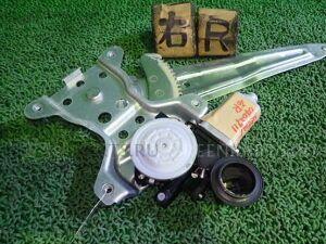 Стеклоподъемный механизм на Toyota Allex NZE121 1NZ-FE