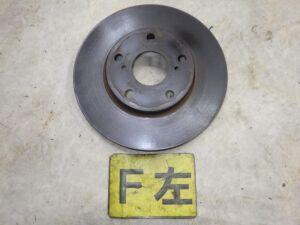 Тормозной диск на Toyota Noah AZR60G 1AZFSE