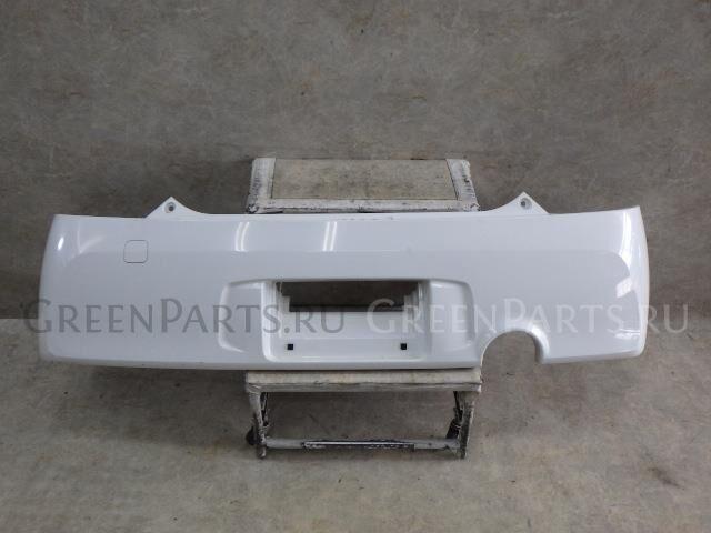 Бампер на Toyota Bb QNC21 3SZVE