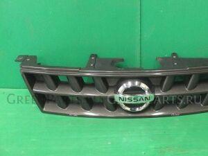 Решетка радиатора на Nissan X-Trail T31 MR20DE