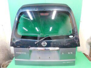 Дверь задняя на Nissan Vanette SK82MN F8-E