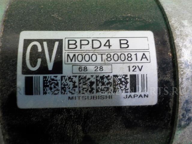 Стартер на Mazda Titan SYE4T FE-E