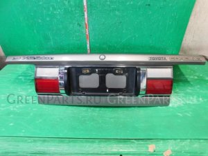 Крышка багажника на Toyota Corolla AE91 5A-FE