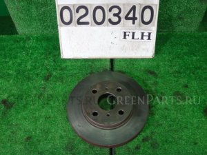 Тормозной диск на Toyota Probox NCP55V 1NZ-FE