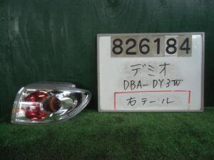 Стоп на Mazda Demio DY3W ZJ-VE P4419