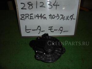 Мотор печки на Toyota Corolla Fielder ZRE144G 2ZR-FE