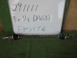 Привод на Suzuki Carry DA63T K6A